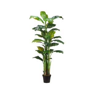 Plante artificielle, bananier 7,5'