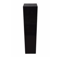 Podium noire 10x10x43''