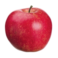 Pomme rouge 2 tons 3''