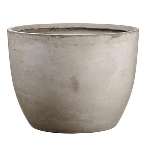 Pot vas en ciment 22 x 29 5 39 39 d cors v ronneau - Pot en ciment ...