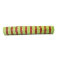 Christmas mesh roll red and green 21''/ 10 yards