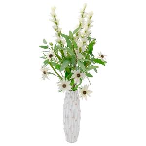 Rudbeckies en vase