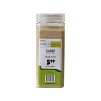 Sable beige  0.2-0. mm 550ml / 850gr