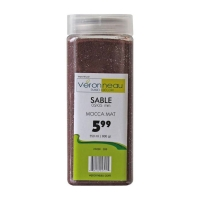 Sable mocca  0.2-0.5mm 550ml / 850gr