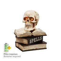 Support à livre squelette 10''