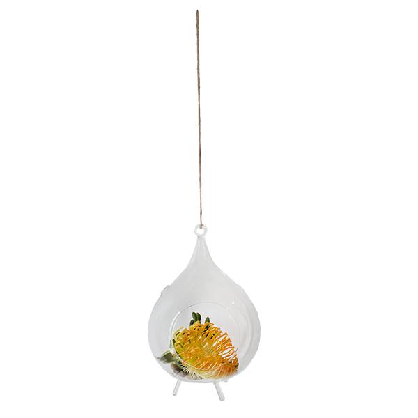 suspension de fleurs exotiques 7 x 14 39 39 d cors v ronneau. Black Bedroom Furniture Sets. Home Design Ideas