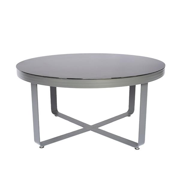 Table A Cafe Ronde Decors Veronneau