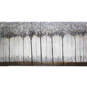 Toile décorative, fini lustré 30 x 60''