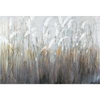 Toile contemporaine, fini lustré 36 x 48''