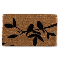 Birds on Branch Doormat
