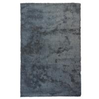 Tapis shag charcoal 5x7'