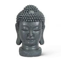 Tête de bouddha 16''
