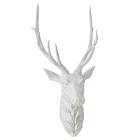 White Deer Head, 36''