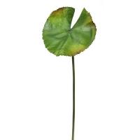 Tige de feuille de lotus 31''