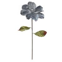 Tige de magnolia gris froid