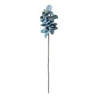 Blue phalaenopsis stem 28''