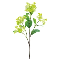 Green Viburnum Spray, 29''