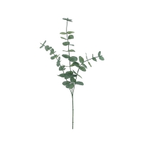 31'' Green gray eucalyptus spray