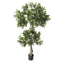 Plante artificielle, topiaire de bay leaf 5'