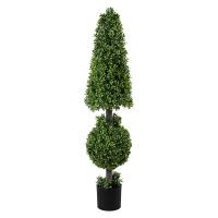 American Boxwood Topiary, 51''