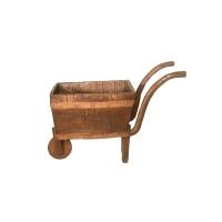 Bronze urn 45 x 18 x 28''