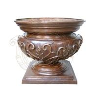 Urne en bronze