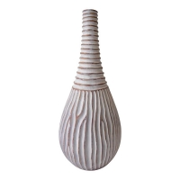 Bottle-shaped Vase 19,5''