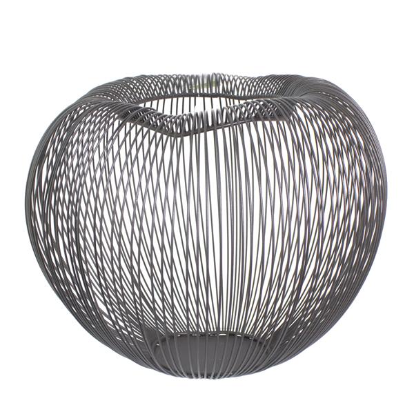 vase contemporain noir 11x10 6x9 1 39 39 d cors v ronneau. Black Bedroom Furniture Sets. Home Design Ideas