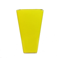Vase de couleur lime 5x8