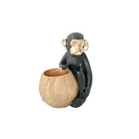 Vase en forme de singe