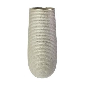 vase textur argent 12 39 39 d cors v ronneau. Black Bedroom Furniture Sets. Home Design Ideas