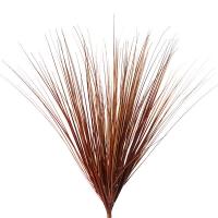 Plante  artificielle Herbe brune 26