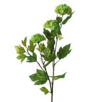 Artificial flower green Hydrangea 42inch