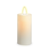 3'' Ivory flameless votive