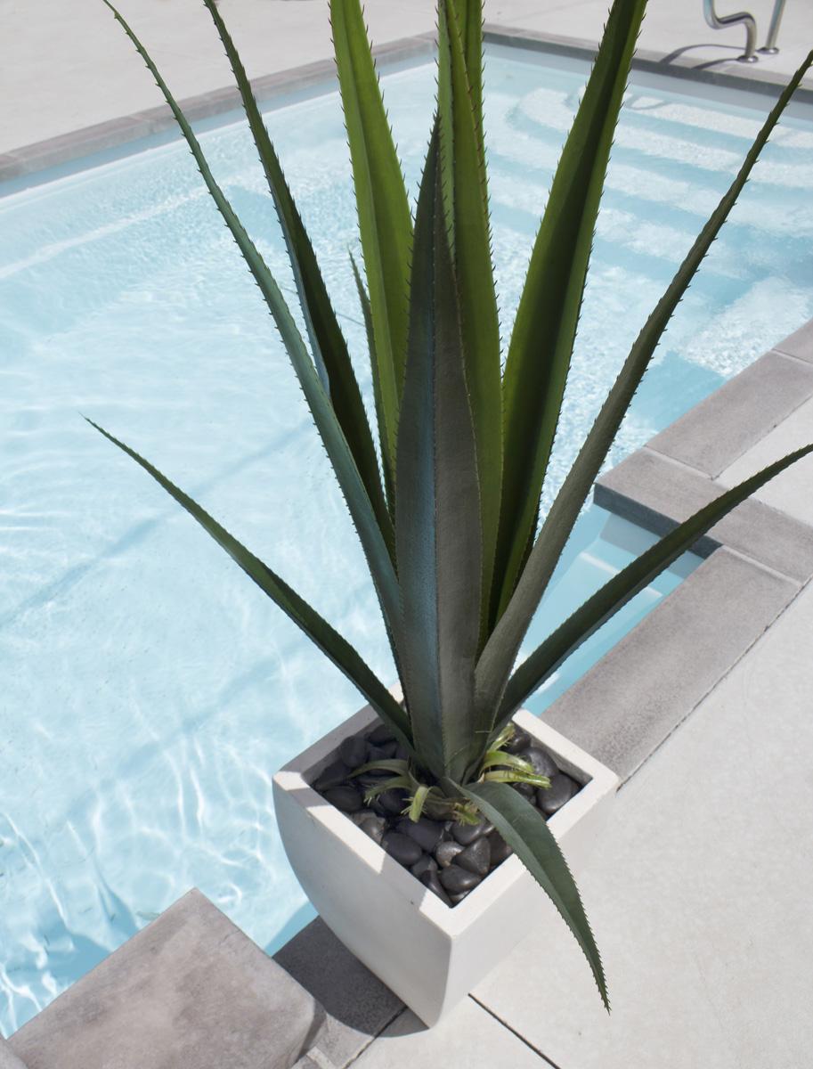 plante artificielle agave 5 39 d cors v ronneau. Black Bedroom Furniture Sets. Home Design Ideas