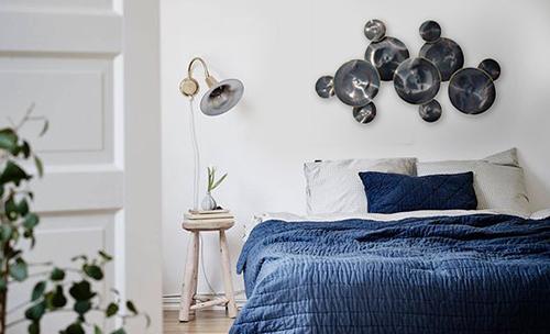d coration murale d cors v ronneau. Black Bedroom Furniture Sets. Home Design Ideas