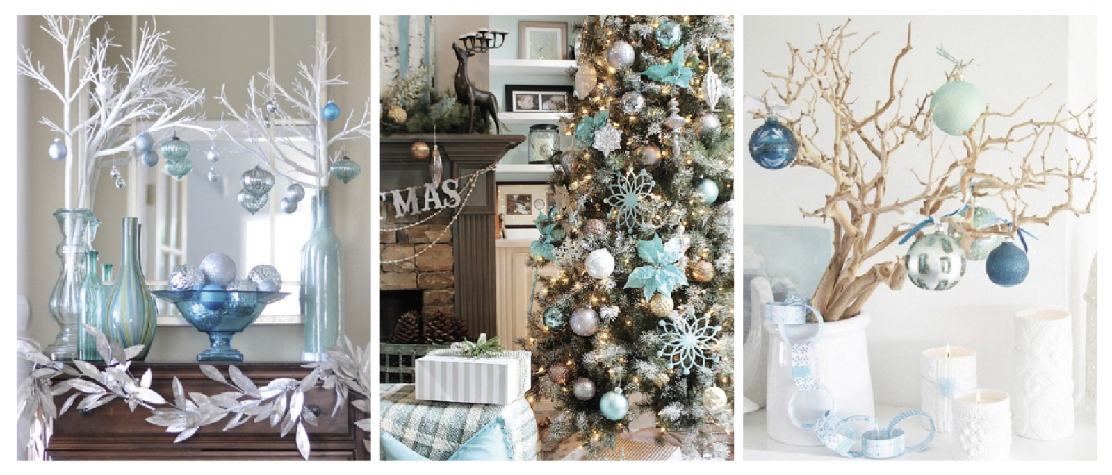 Decoration de noel tendance 2016 - Sapin de noel decoration tendance ...
