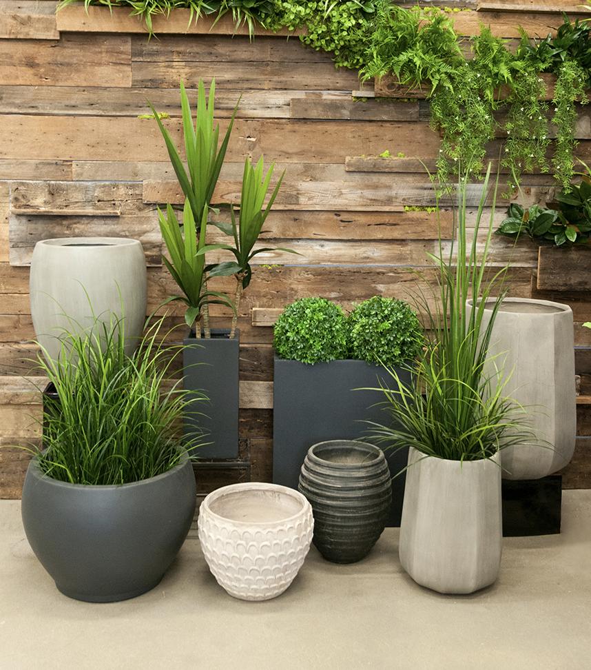Picking The Right Outdoor Pots Décors Véronneau