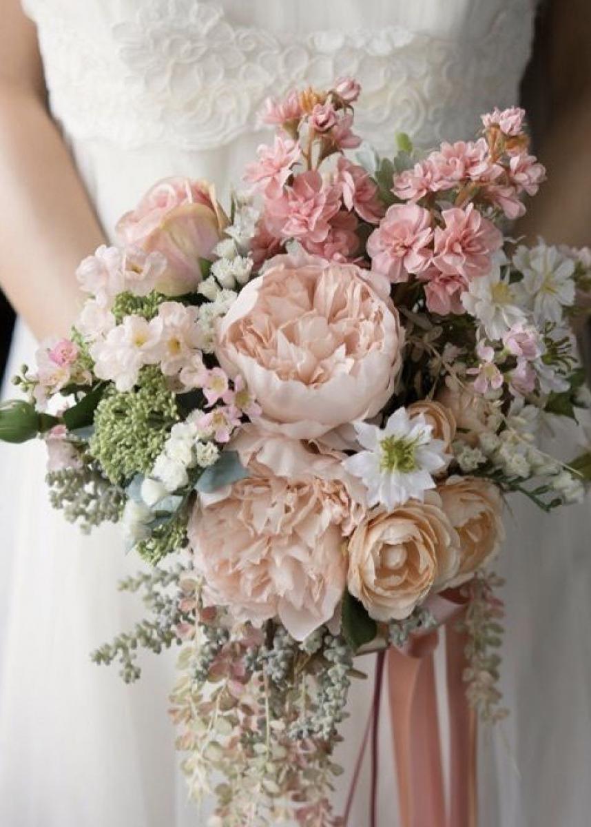 Artificial Flowers For Your Wedding Decors Veronneau