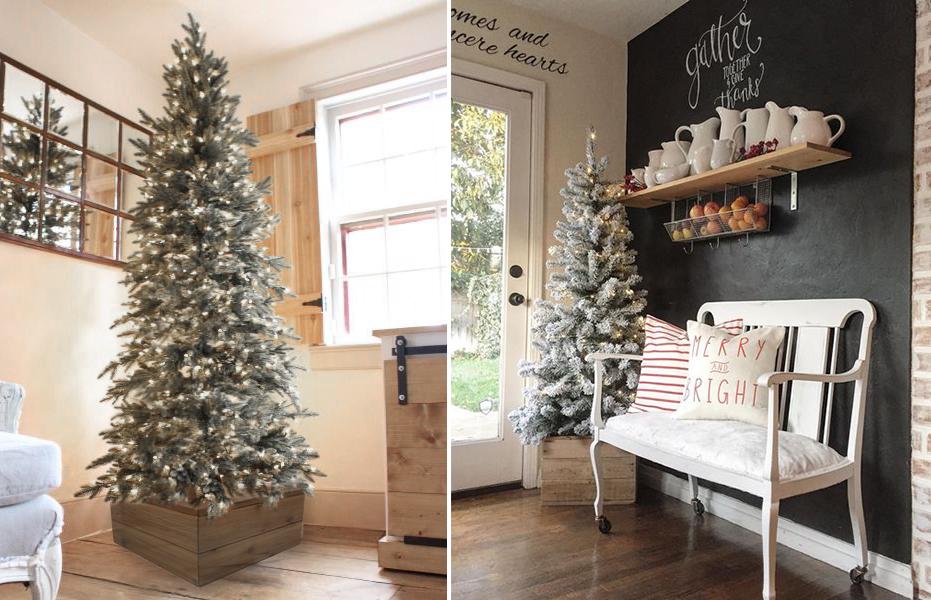 cache pied en bois pour sapin 6 39 8 39 d cors v ronneau. Black Bedroom Furniture Sets. Home Design Ideas