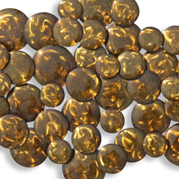 Gold Circles Wall Decor : Gold circle wall decor  veronneau