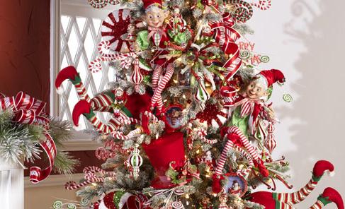 #B41729 Lutins Pères Noël Et Fées Plantes Et Décors Véronneau 6113 décoration de noel véronneau 487x296 px @ aertt.com